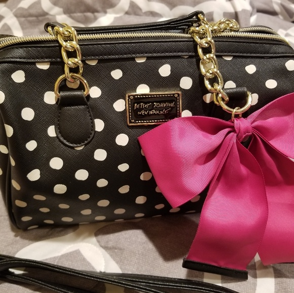Betsey Johnson Handbags - Betsey Johnson - Brand New